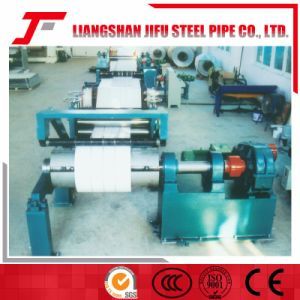 Cold Rolled and Hot Rolled Steel Coil Slitting Line pictures & photos