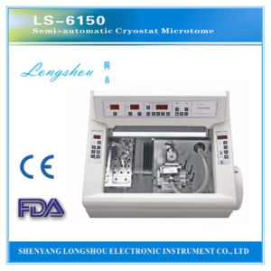 Longshou Cryostat Microtome (LS6150) pictures & photos