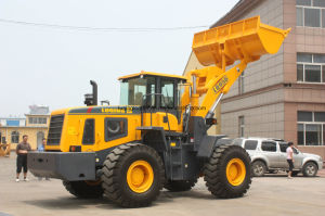 Farm Equipment Lq956 Mountain Raise Articulated 5ton Wheel Loader pictures & photos