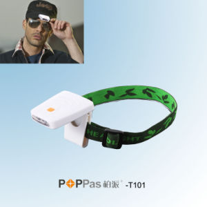 2014 New Multi-Function Touch Sensor LED Headlamp (POPPAS-T101) pictures & photos