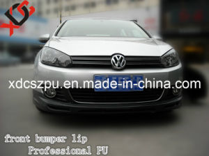 Front Bumper Lip for Volkswagen Golf 6# Style
