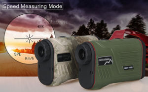 Multifunction Long Distance 1200A Golf Laser Range Finder pictures & photos