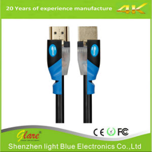 High Quality 4K HDMI 2.0V Cable pictures & photos