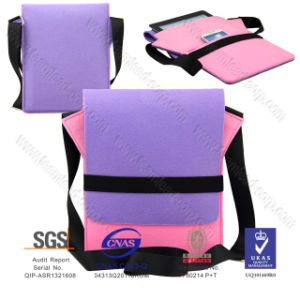 Fashion Felt Shoulder Bag, Handbag Funcy Felt in Different Colors pictures & photos
