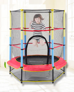 Trampoline for Kids Indoors Fitness Equipment pictures & photos