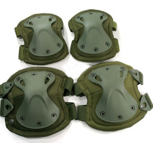 Military Elbow and Knee Pad pictures & photos