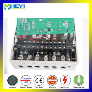Three Phase Prepaid Energy Meter Inside Control Over Voltage Protection pictures & photos