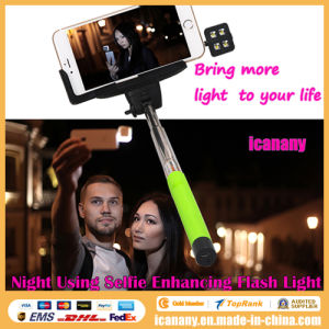 china kjstar wireless selfie stick bluetooth monopod for iphone samsung z07. Black Bedroom Furniture Sets. Home Design Ideas