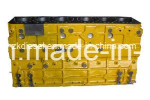 Caterpillar Engine Diesel Engine 3066 S6K Cat Cylinder Block 2128566/1838230 pictures & photos