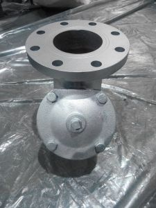 JIS 10k Cast Iron Double Flange Y Strainer pictures & photos