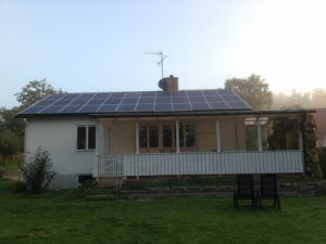 Solar Power System for Home Application 3kw pictures & photos