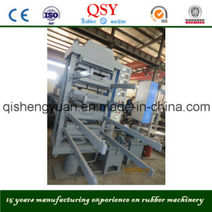 Rubber Floor Coverings Making Machine/Rubber Tile Vulcanizer pictures & photos