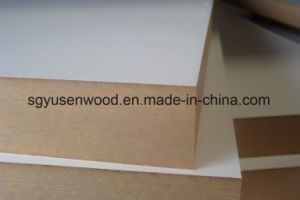 25mm Melamine MDF Thick MDF Board pictures & photos