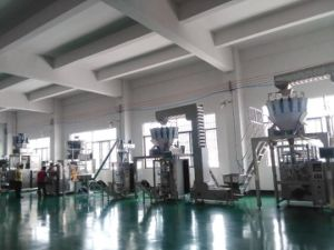 Full Automatic Candy/Chocolate/Peanut/Rice Multi Heads Combination Packaging Machine (HKJ-520A) pictures & photos