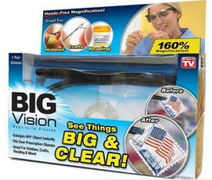 Big Vision Eyewear160% 250 Degrees Presbyopic Glasses Tool pictures & photos