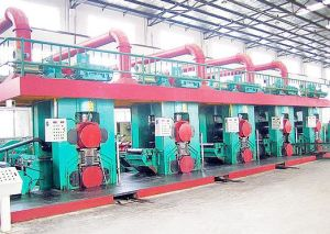 Five Continuous Rolling Machine