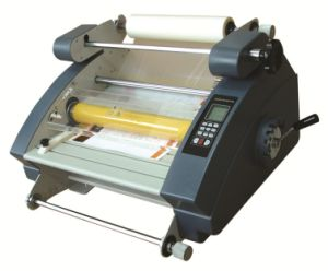 Hot or Cold Laminating Machine (3802S) pictures & photos
