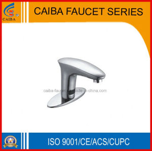 Fashionable Polished Automatic Faucet (CB-610) pictures & photos