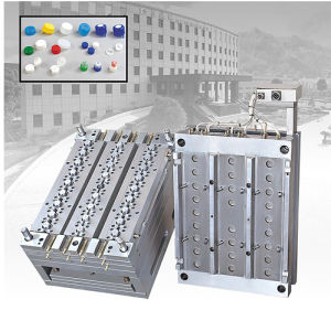 Anti-Proof Cap Mould with Hot Runner pictures & photos
