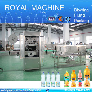 250BPM Shrink Sleeve Labeling Machine pictures & photos