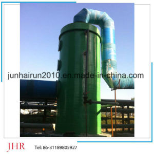 FRP Industrial Gas Fume Scrubber Environment Protection System pictures & photos