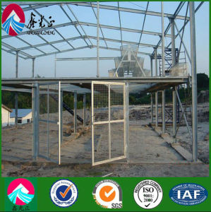 Modern Design Automatic Layer Chicken Poultry Shed for Sale pictures & photos