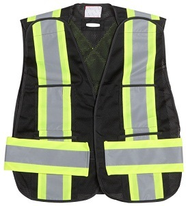 2015 New Design Reflective Safety Vest, Mesh Fabric pictures & photos