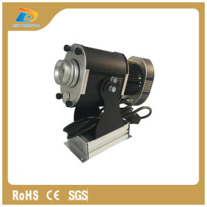 Promotional Cheap Price 40W Rotate Logo Proejctor Lamp pictures & photos