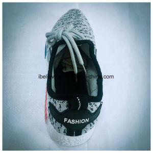 New Style Sport Shoes with PVC Sole Comfortable to Walk pictures & photos