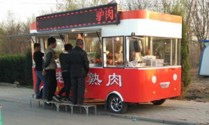 Mobile Restaurant Car pictures & photos