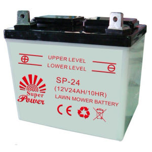 Lawn Mower Battery in Different Capacity Requestment pictures & photos