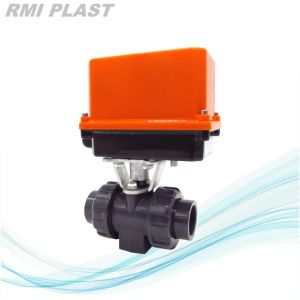 PP Ball Valve by Electric Operate pictures & photos