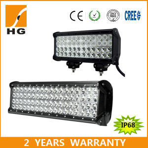 4X4 CREE 20 Inch 252W 4 Rows LED Light Bars pictures & photos