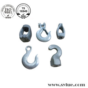 Steel Precision Casting Truck Parts pictures & photos
