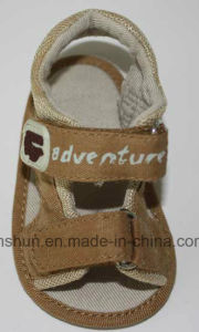 Fashion Designs Baby Sandals Ws1166 pictures & photos