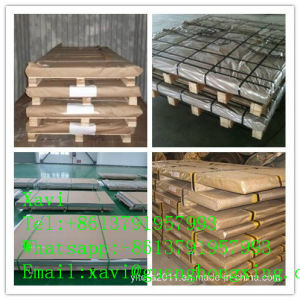 A36/Q235/Ss400 Steel Plate for Buiding/Construct pictures & photos
