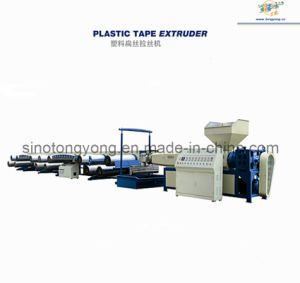 PP Woven Bags Extruder Machine pictures & photos