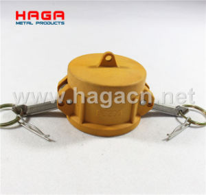 Nylon Cam Groove Dust Cap Camlock Coupling in Typedc pictures & photos