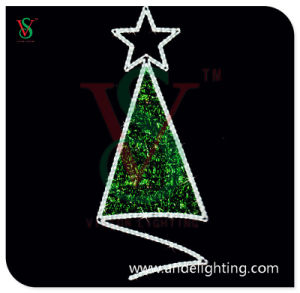 LED Christmas Tree Light for Street Decor pictures & photos