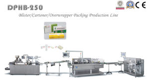 New Style Blister Packing Machine (DPHB-250) pictures & photos