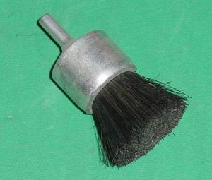 End Brush with High Quality, Competitive Price (12mm~ 28mm diameter)