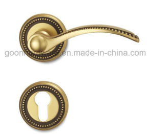 High Quality Solid Brass Door Handle 806 pictures & photos
