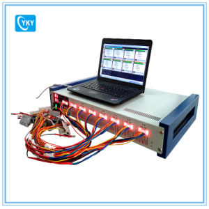 8 Channel Battery Analyzer (10mA -5000 Ma, Upto 5V W/ Temperature Measurement and Laptop & Software pictures & photos