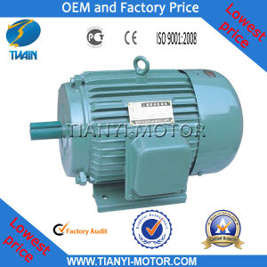 OEM Production Three Phase 5HP Electric Motors pictures & photos