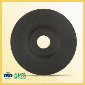 Resin Bonding Agent and Depressed Center Shape Cutting Disc pictures & photos