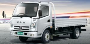 Cargo Gasoline Waw Chinese 2WD New Truck for Sale pictures & photos