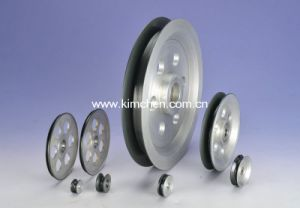 Ceramic Coating Aluminium for Wire Guide Pulley-5 pictures & photos