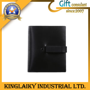 Genuine Leather Wallet with Customized Logo for Gift (KSM-001) pictures & photos