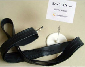 High Quality Bike Inner Tube with D/V Valve (GOOD PRICE) pictures & photos