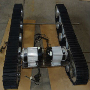 Rubber Track Crawler for Harvester pictures & photos